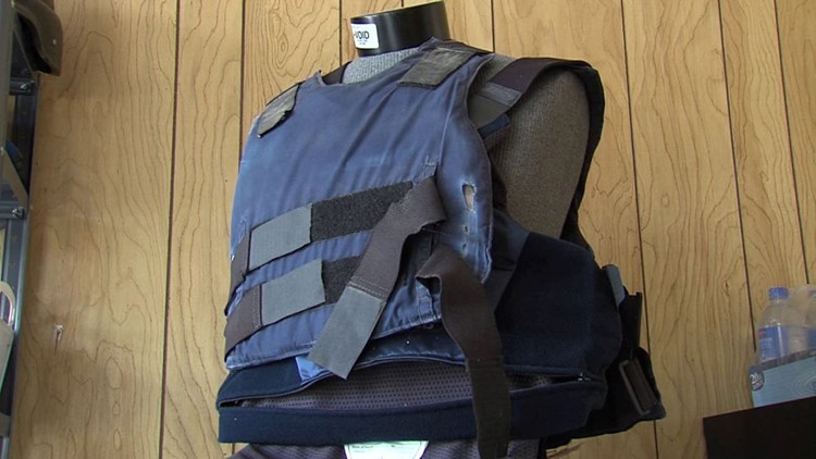 Fort Stockton Police Dept. in Need of Money for New Bulletproof Vests