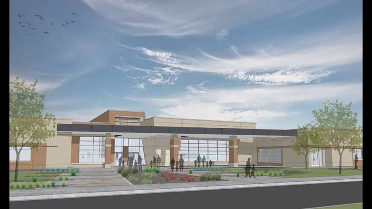 Greenwood ISD Approves Contract For New Middle School