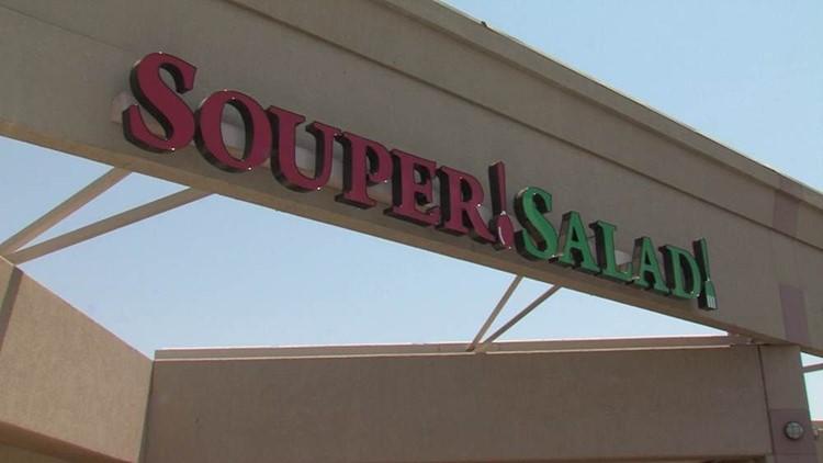 Souper Salad Opens in Midland