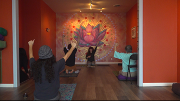 New Year's Resolutions: Meditation brings self-awareness, anxiety relief