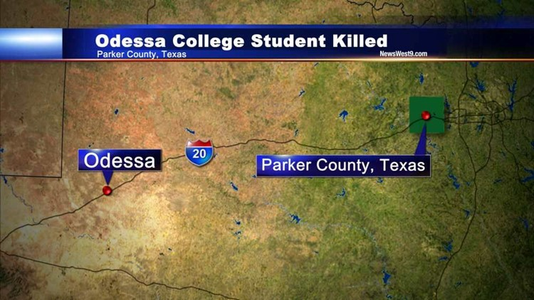 Odessa College Student Killed, Two Others Injured in