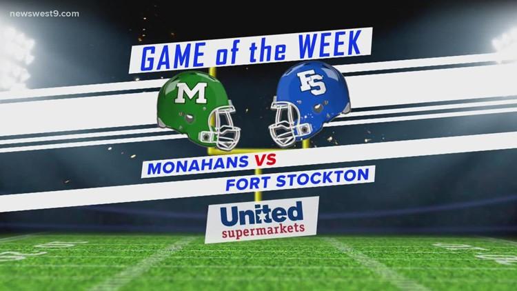 Week 4 | Fort Stockton vs. Monahans