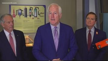 Senator Cornyn hosts roundtable in Midland