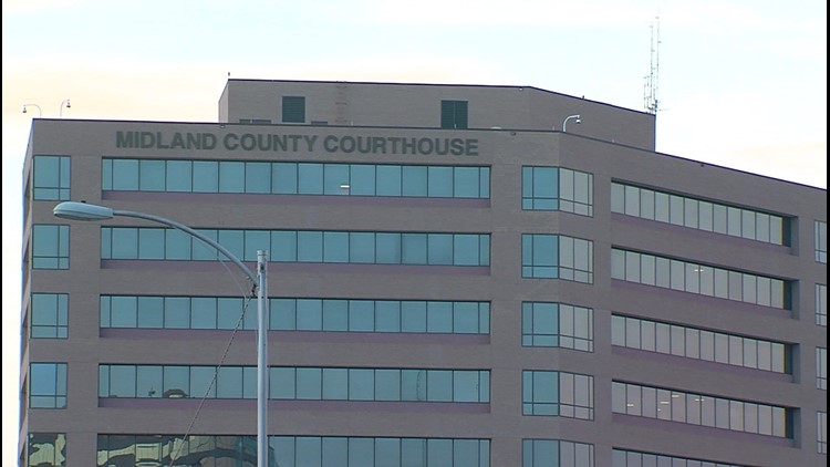 Bomb threat at Midland County Courthouse a fake | newswest9 com
