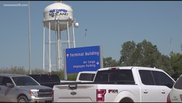 Midland Air and Space Port approved to add a 6th gate