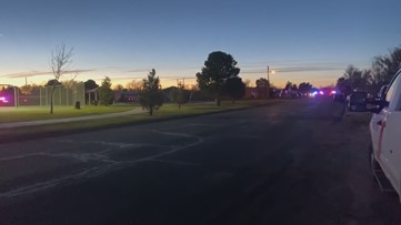 Large police presence reported in central Odessa