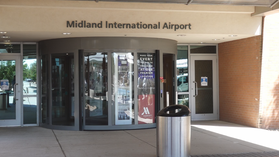 New direct flight from Midland will be available for travelers in 2022