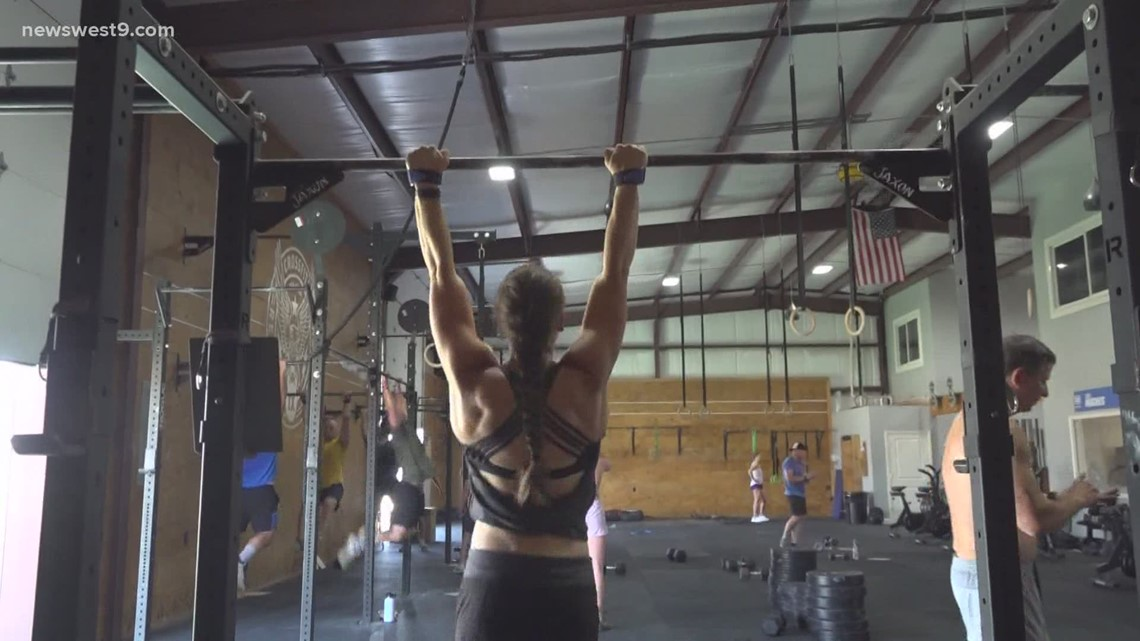 Midland mom is going to compete in the CrossFit Games