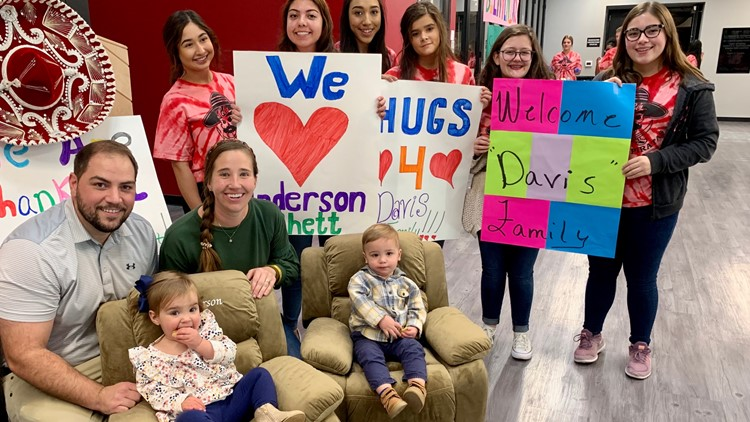 Youngest Odessa mass shooting victim gifted with recliners, teddy bears