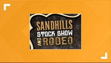 SandHills Stock show and Rodeo returns to Permian Basin
