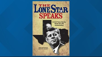 Midland College employees publish book on President  Kennedy's assassination