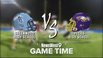 Week 7-Greenwood vs. Pecos
