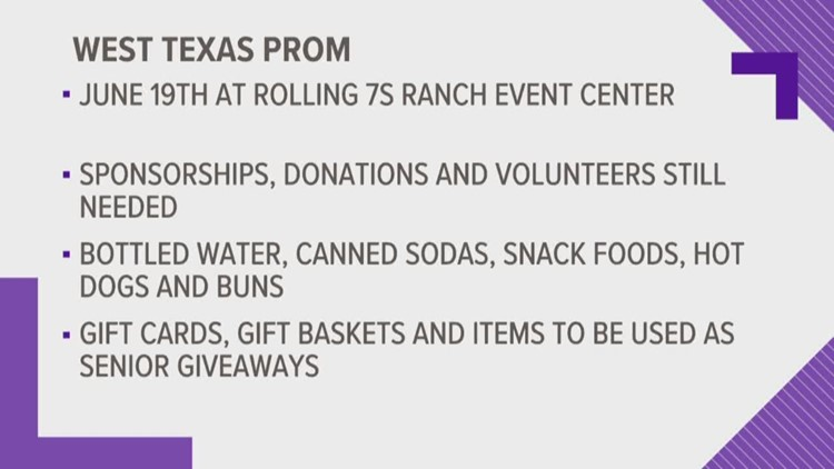 Non-profit event celebrates prom, graduation for high school students who missed out due to COVID-19