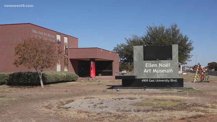 Ellen Noel Art Museum hosting free community art day event