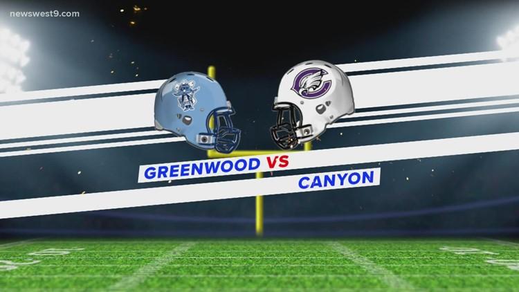 Week 5 | Greenwood vs. Canyon