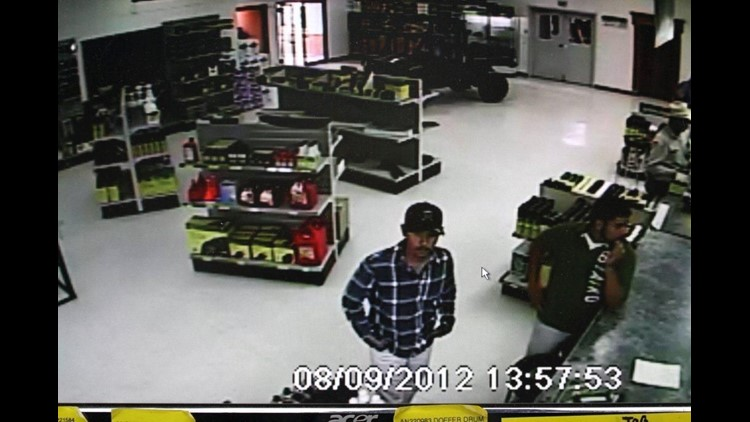 Dawson County Sheriff's Office Searching for Three Men in Connection With Armed Robbery