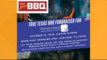 Buy True Texas BBQ and give back to Adult Literacy Center