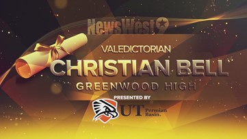 Christian Bell - Valedictorian of Greenwood High