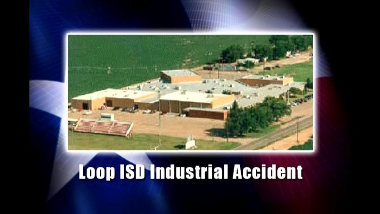 Man Injured After Industrial Accident in Gaines County