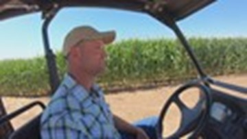 A fifth-generation Big Spring farmer is true to his west Texas roots...