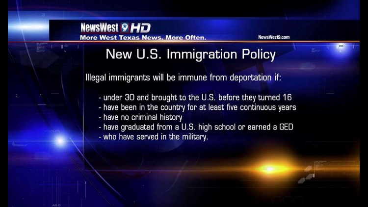 Local Groups Speak Out About Obama Immigration Policy Change