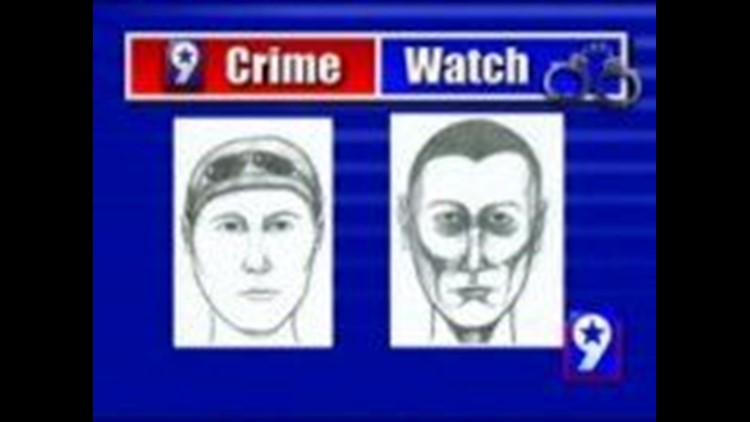 Police release sketches of suspects responsible for aggravated robberies
