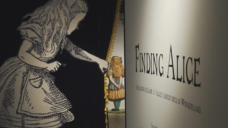 Basin Buzz: Finding Alice in an Ellen Noel Art Museum Wonderland