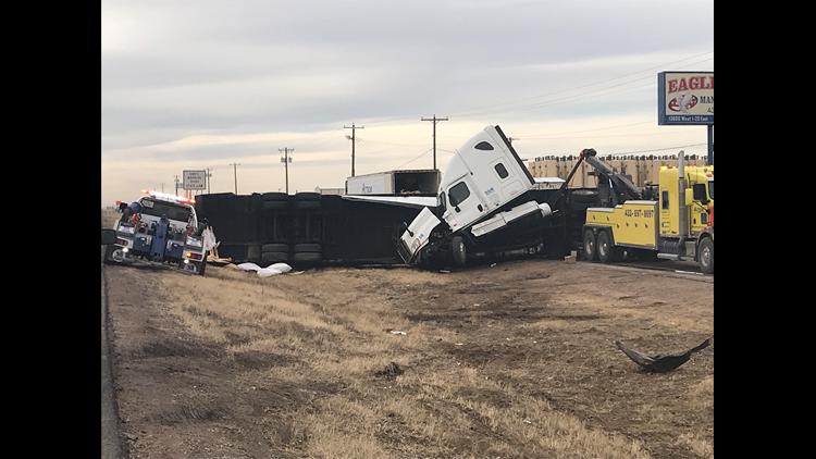 TRAFFIC ALERT: Accident on I-20 backs up traffic near mile