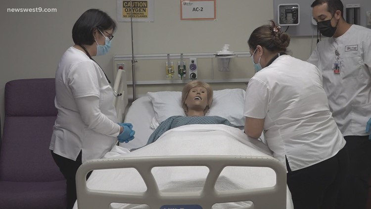 Nursing programs in the Permian Basin excelling at high rates