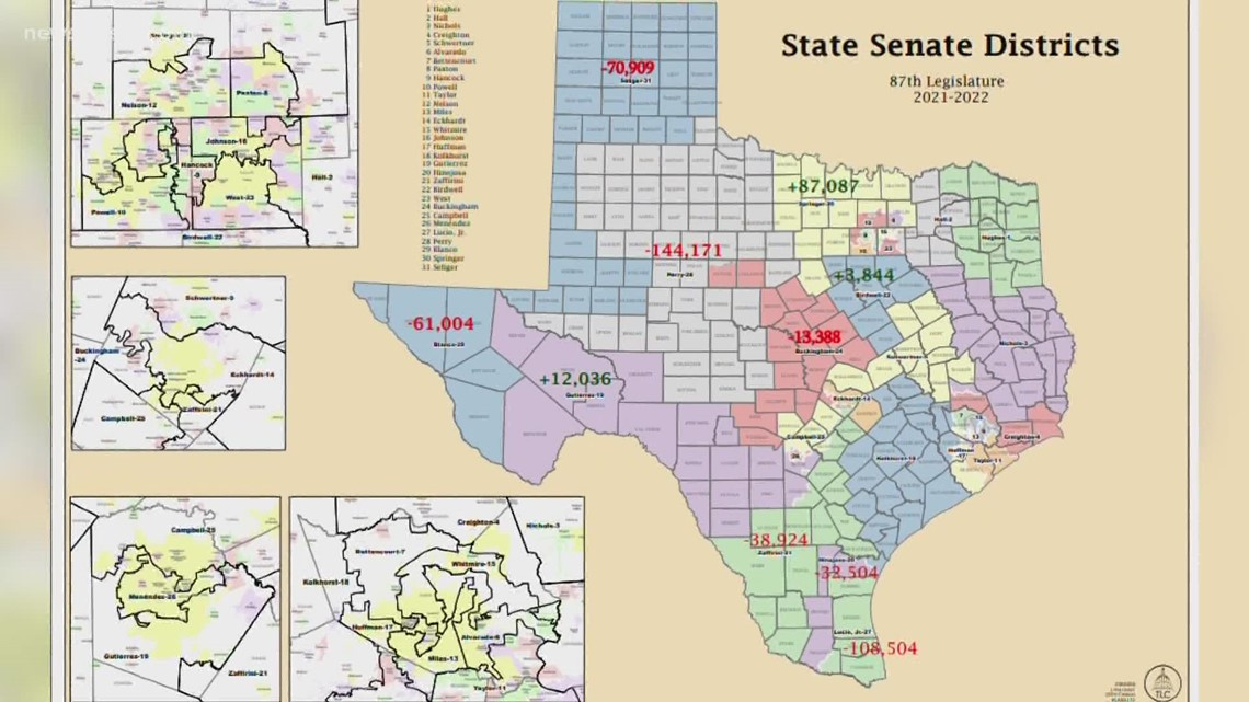 What Texas redistricting could mean for the Permian Basin