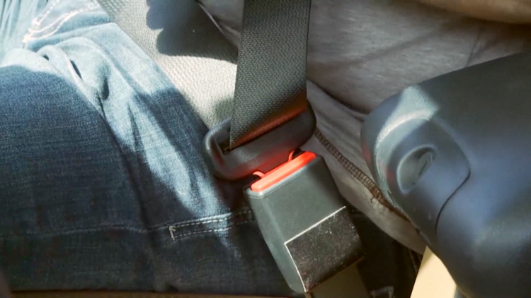 Odessa counties at the top of list for fatalities involving no seatbelts