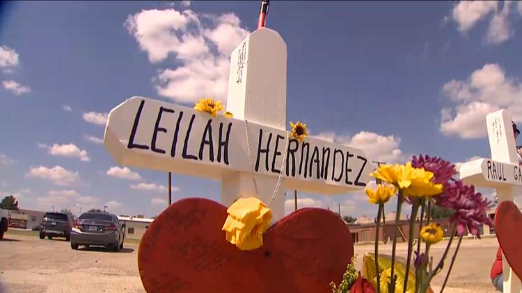 Leilah Hernandez Cross