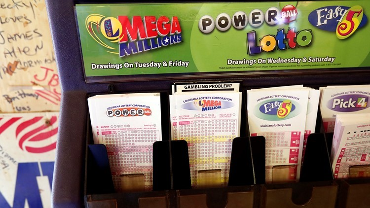 $550 million Powerball drawing Wednesday