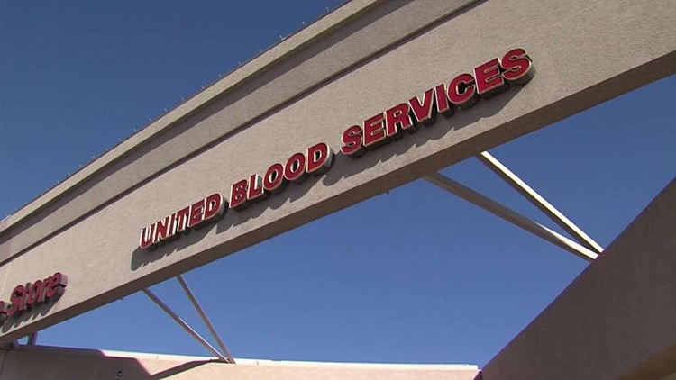 Blood Drive Held to Help Raise Money for Two Midland Firefighters Battling Cancer
