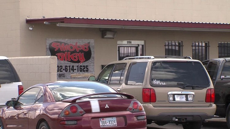 Two Men Steal Over $7,000 Worth of Potpourri from Odessa Shop