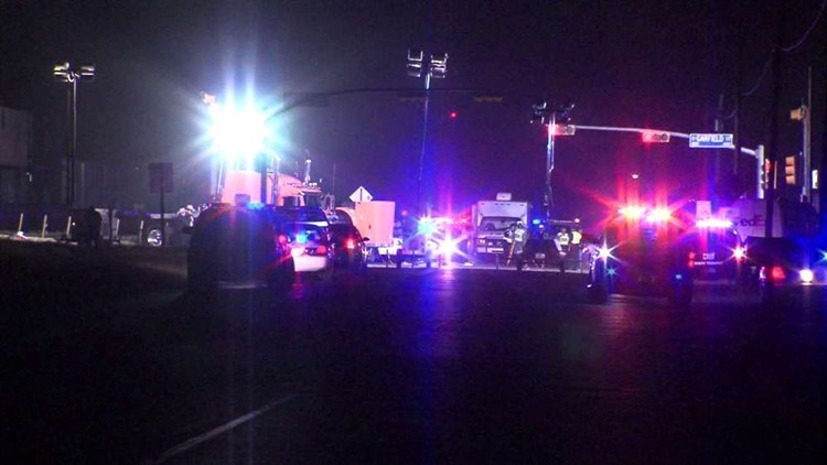 16 Hospitalized, Four Veterans Killed in Train Wreck in Midland