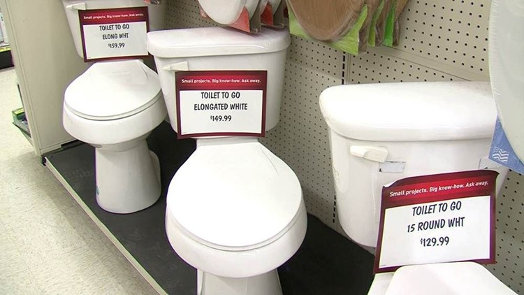 City of Odessa Offering Rebate to Residents Who Buy Water Saving Toilets