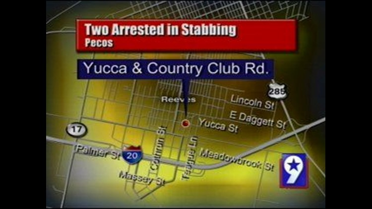 Stabbing in Pecos Sends One to the Hospital