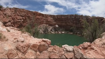 Uniquely West Texas: Bottomless Lakes State Park offers variety of activities