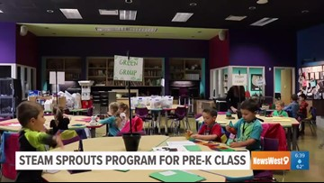 Petroleum Museum educates Pre-K students with STEAM Sprouts classes