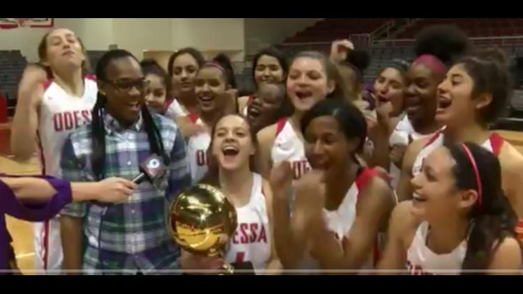 Odessa High girls basketball coach resigns
