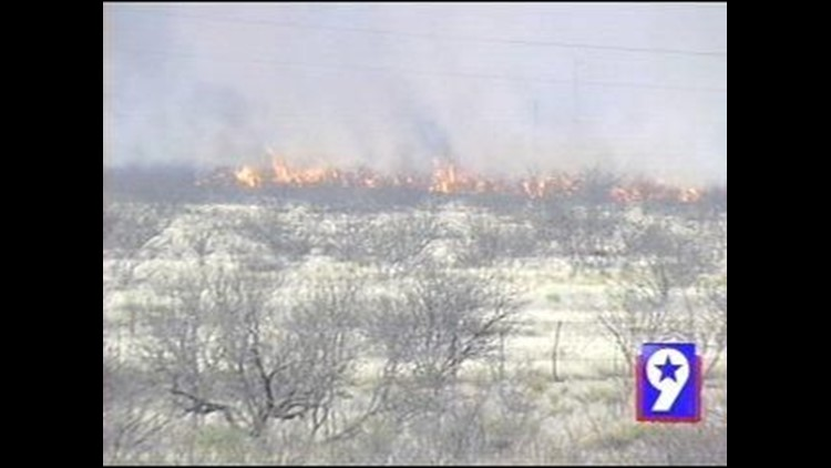 Crews Get Greenwood Fire Under Control