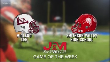 Week 1: Midland Lee vs. Smithson Valley