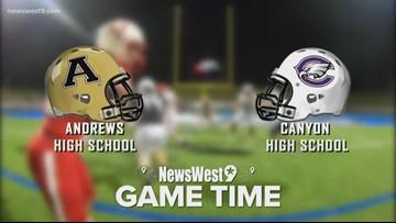 Week 7-Andrews vs. Canyon