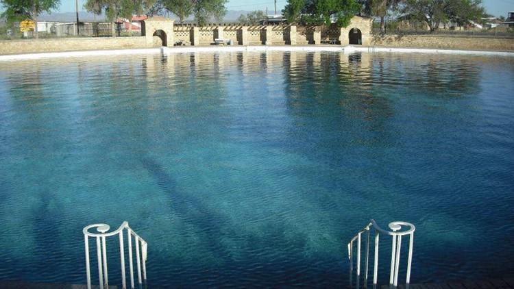 Balmorhea State Park pool reopening June 26