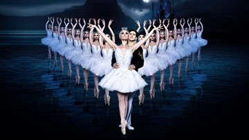 Win free tickets to the Russian Ballet from Midland County Centennial Library