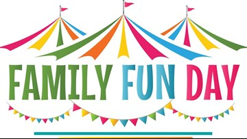 Family Fun Day offers free entertainment, back-to-school supplies