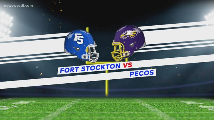 Week 5 | Pecos vs. Fort Stockton