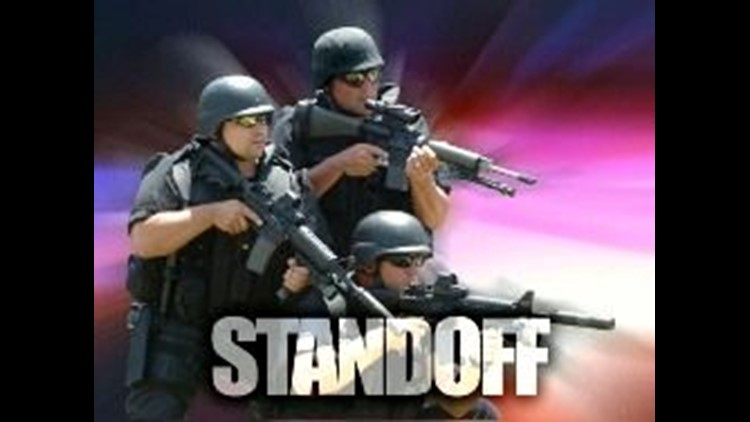 Four Hour Standoff in South Odessa Ends Peacefully