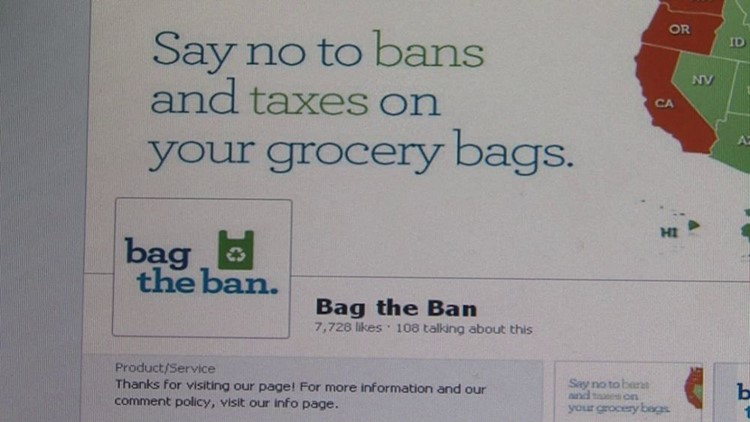 Petitions Circling to Erase Plastic Bag Bans